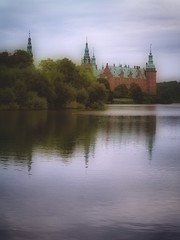 Frederiksborg Dream Castle (Kirsten M Lentoft) Tags: trees fab lake reflection castle water denmark legacy orton frederiksborg hillerød imagepoetry frederiksborgcastle worldbest superaplus theunforgettablepictures thesuperbmasterpiece multimegashot kirstenmlentoft sailsevenseas