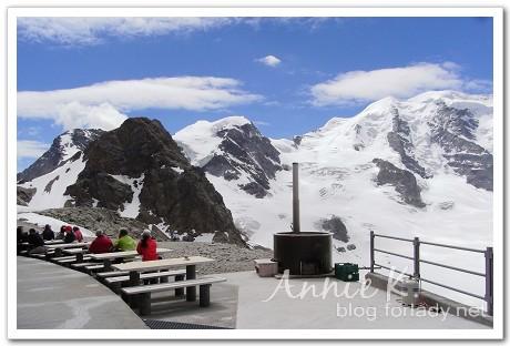 Diavolezzag山頂2