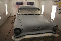 "1956 Oldsmobile Shop project • <a style=""font-size:0.8em;"" href=""http://www.flickr.com/photos/85572005@N00/3820237599/"" target=""_blank"">View on Flickr</a>"