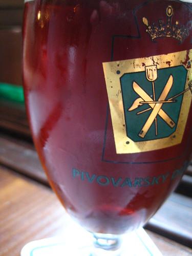 Pivovarský Dům's Sour Cherry