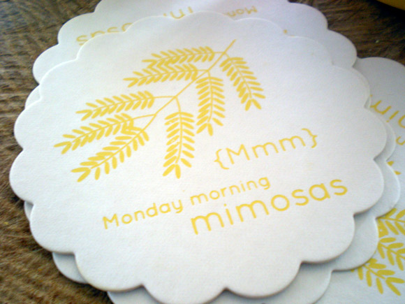 Smock at Monday Morning Mimosas