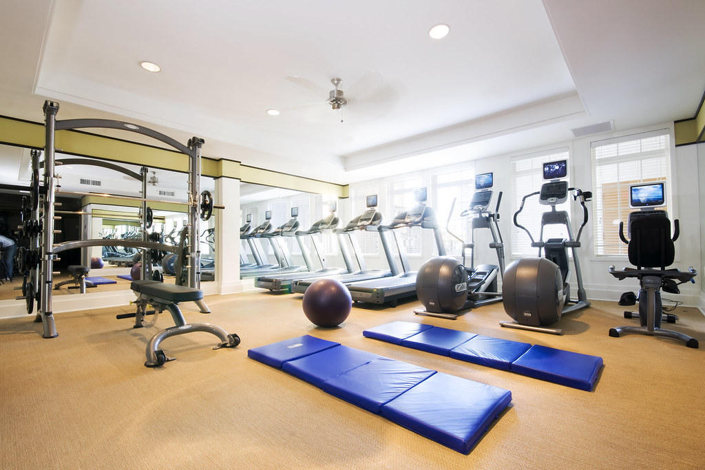 Monroe Place Fitness Equipment