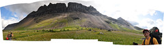 50 Mountain Panorama (matt semel) Tags: panorama montana sam sean glaciernationalpark cdt continentaldividetrail 917press watertonvalleytrail