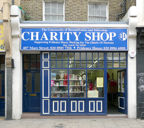 Charity Shop by Emily Webber