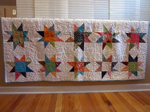 Maverick Star Charity Quilt