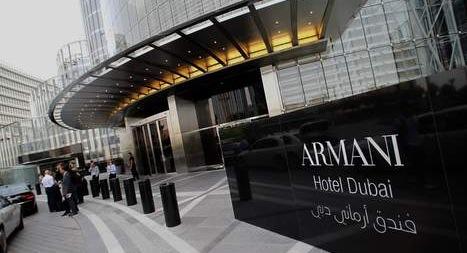 Armani heeft eigen hotel in Dubai