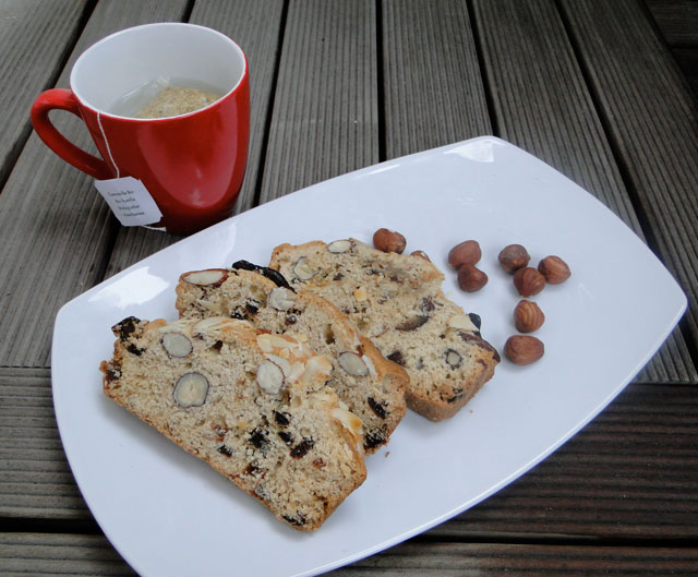 Cake Fruits Secs Confits P Ef Bf Bdte D Amande Vegan