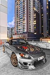S2000 engine bay (Jason.Alvin) Tags: bronze work honda emotion dry australia melbourne victoria southbank carbon s2k connection s2000 supercharged vgs ap1 ap2 facelift cwest silvetstone