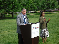 Transporation Secretary Ray LaHood