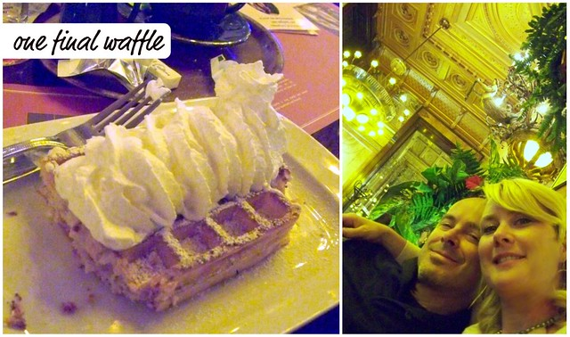 final waffle