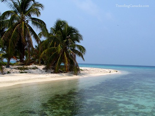 Paradise on Laughing Bird Caye, Placencia, Belize
