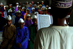 Devotion (Mashroor NitoL) Tags: house children islam orphan orphanage quran fidelity comilla
