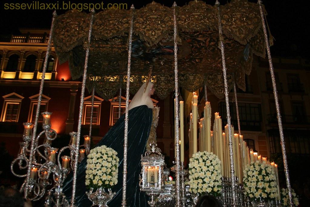 Nuestra Señora de las Aguas, Lunes Santo 2011