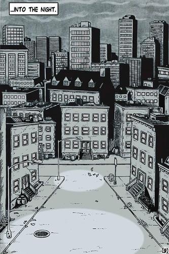 """Teenage Mutant Ninja Turtles"" #1 V.1 Remix Fan Comic / Pg.9 art by PL212 (( 2011 ))"
