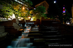 DSC_5700 (Beertographer) Tags: longexposure water night waterfall nikon colorado denver d7000 tokina1116mmf28