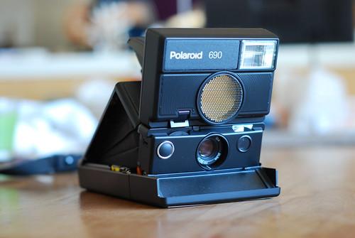 Polaroid SLR 690 - Camera-wiki.org - The free camera encyclopedia b998484e75ec