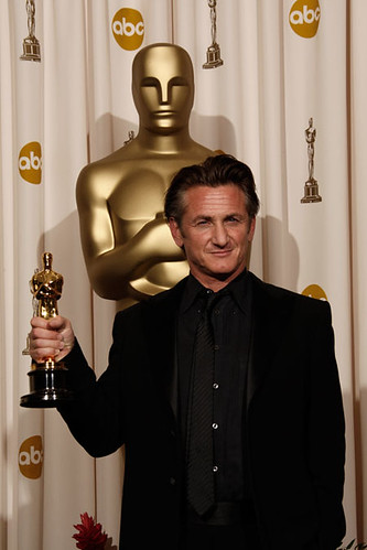 2009 Oscars: Best Actor winner Sean Penn