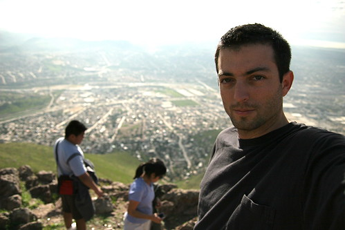 Nathan Above Tijuana