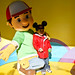 With Handy Manny