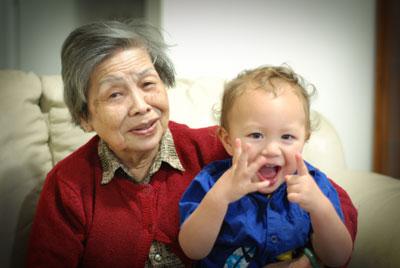 great-grandma 1