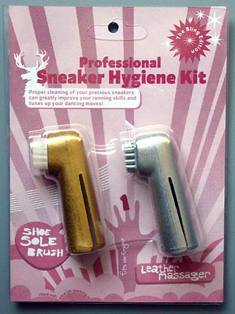 Professional Sneaker Hygiene Kit