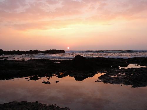 Sunset at Waikoloa (DSCN0962.JPG)