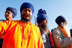 Riot of Color (gurbir singh brar) Tags: sikhs punjab daredevil khalsa brar gurbir nihangs stalwarts gurbirsinghbrar gurbirsingh