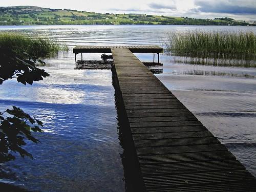 Lake side dock  3338948988_f95e3fff23