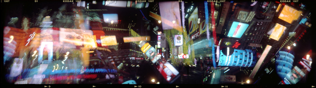Stimulus Package - Times Square, NYC