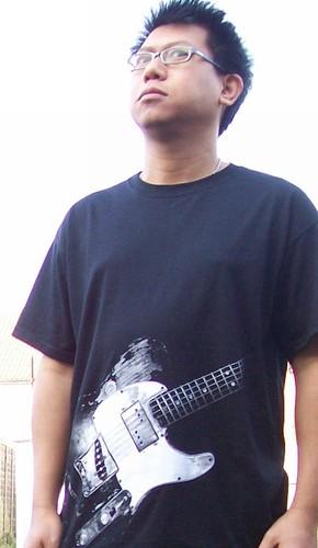 guitar t-shirt01
