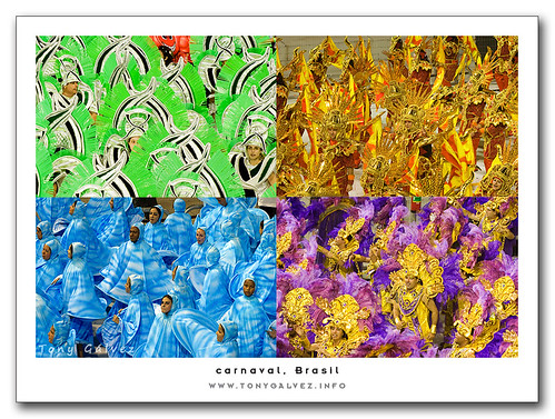 colourful carnival / carnaval colorido