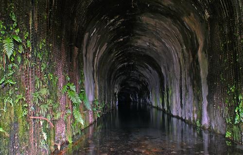 Flooded Mine Tunnel