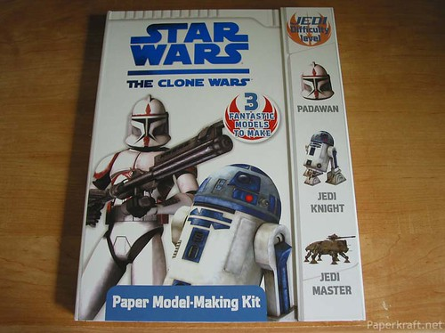 Star War Paper Model Kit 4