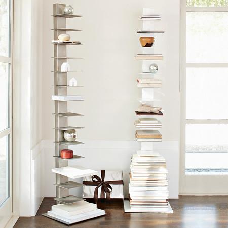 The West Elm Cadman Spine Bookase for $149.00 - Sapien Bookcase From DWR - Copycatchic