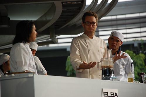Top Chef Season 2 winner Ilan Hall