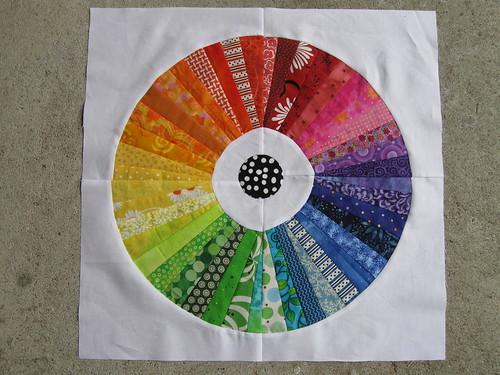 color wheel so far..