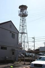 豊田新田の火の見櫓(川越市)