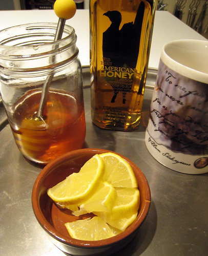 Hot Toddy, a cure | The Food Spot
