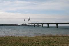 Trip Sweden 3/2009.... (Roland 59) Tags: bridge denmark sweden schweden brücke dänemark