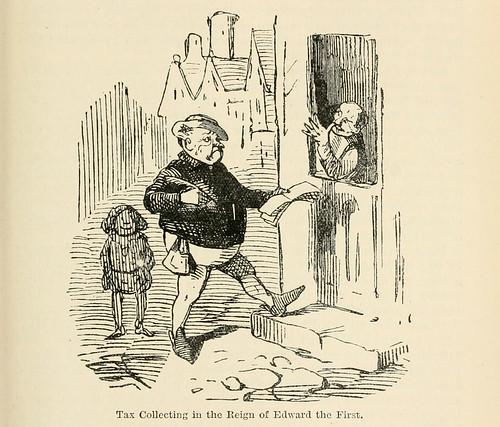 026-Recaudación de impuestos en el reinado de Eduardo I