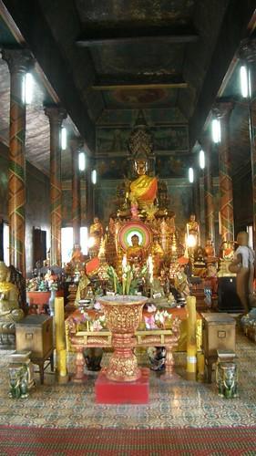 43.廟裡面的佛像