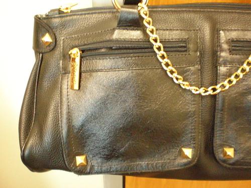 Black SMAK bag close