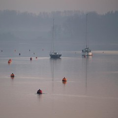 Deben 137 Waldringfield (barrycross) Tags: uk reflection water sunrise dawn boat suffolk spring flickr yacht calm bouy equinox dinghy moorings riverdeben buoyant barrycross easternlightphotography barrycrossphotography wwwbarrycrossphotographycom