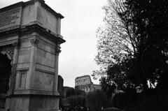(Street_Clickr) Tags: roma italia delta olympus xa2 ilford oneweektworollsthreeplaces