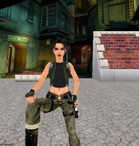 Tomb Rider Wallpaper: Tomb Raider: The Angel Of Darkness 2