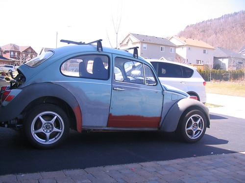 Vwvortex Com Fs 1970 Vw Beetle With Subaru Conversion