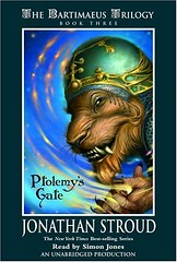 Ptolemy's Gate, Book Three in the Bartimaeus Trilogy by Jonathan Stroud