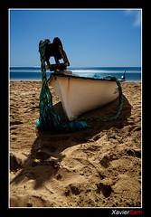 Fin de viaje....... (Carlos J. Teruel) Tags: longexposure espaa mar nikon barca nightshot paisaje murcia nocturna nocturnas cartagena d300 calblanque 18200vr xaviersam