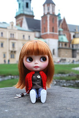 Wawel tourist