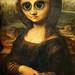 Margaret Keane's Mona Lisa